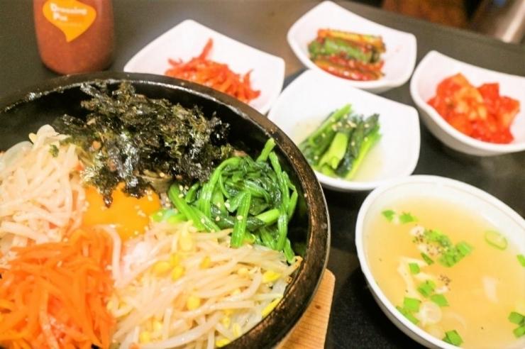 『韓国家庭料理 長今(チャングム)』