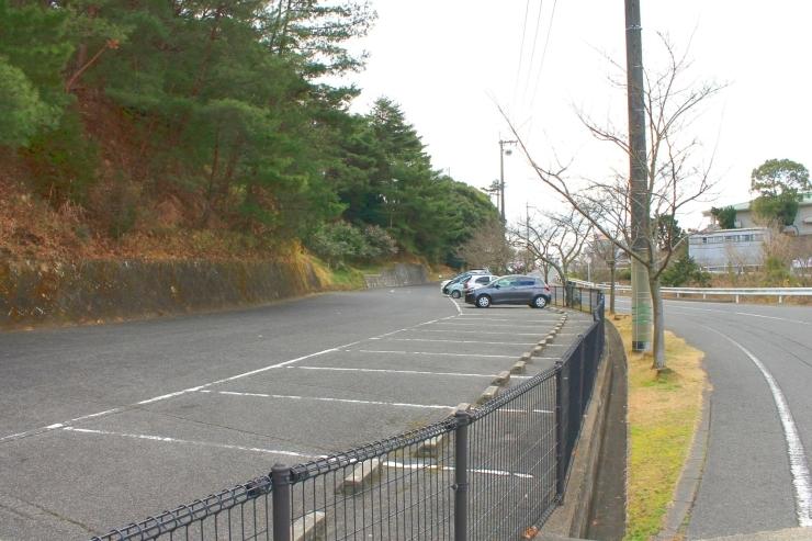 千光寺公園駐車場