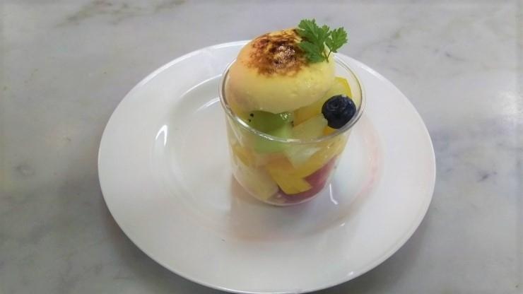 ケーキの店ドルチェ フルーツグラタン