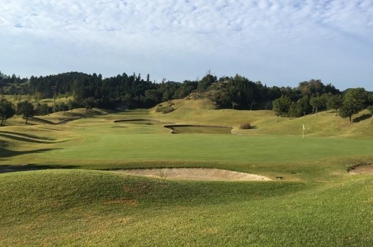 双鈴ゴルフクラブ土山コース