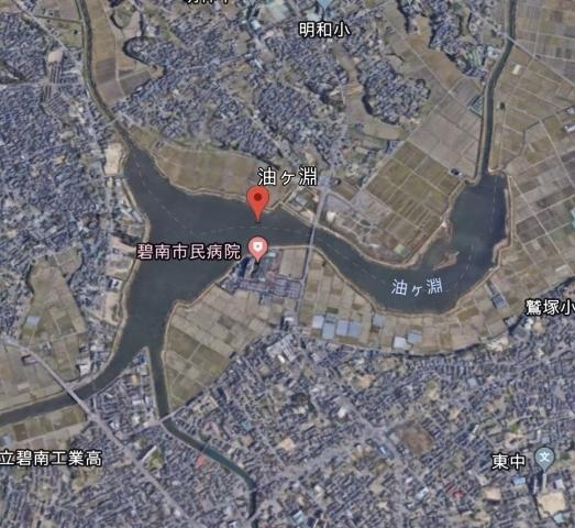 愛知県内唯一の天然湖沼が碧南にあるのを知っていますか?   旬な地元 ...