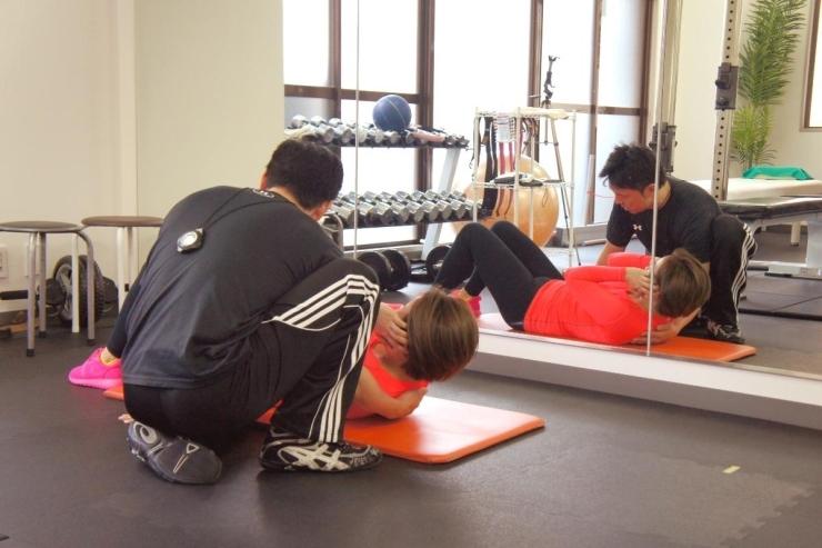 パーソナルトレーニング E-studio