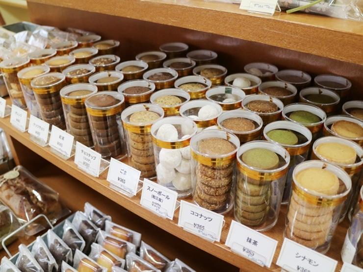 プチ・フール | 少量ずつ購入できる焼き菓子が豊富に揃っています