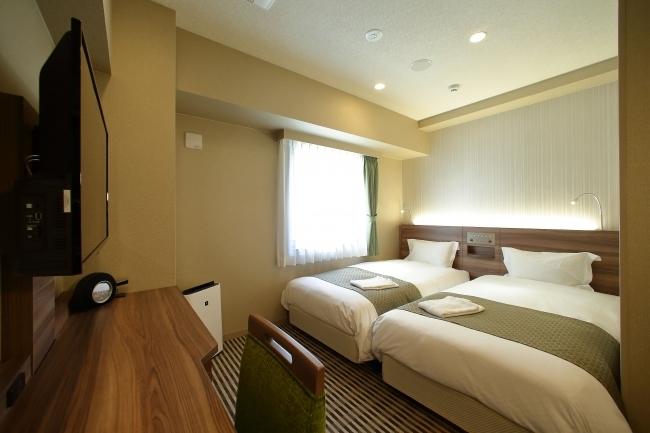 [ホテル]ホテル オリエンタルエクスプレス 大阪心斎橋【心斎橋】