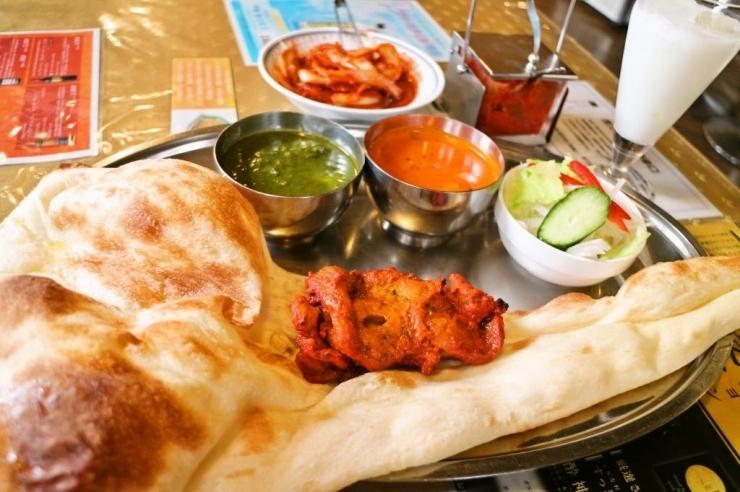 『インド・ネパール料理 チャンドニー』