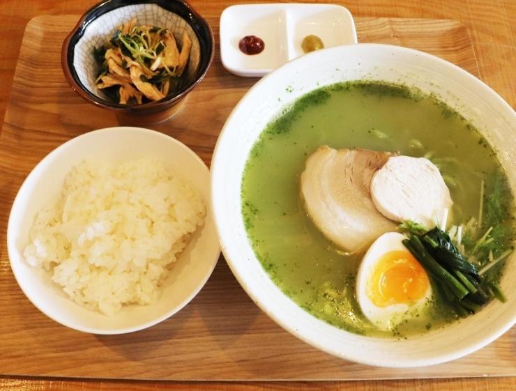 麺処 緑菜軒