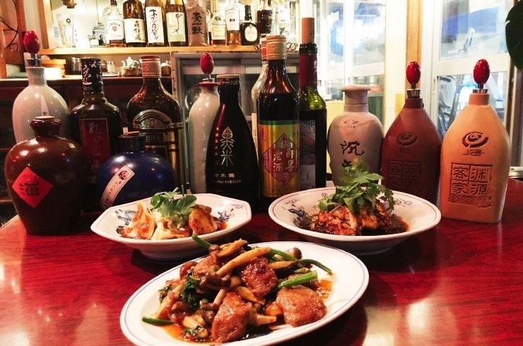 担々麺 中国酒家 蘭亭