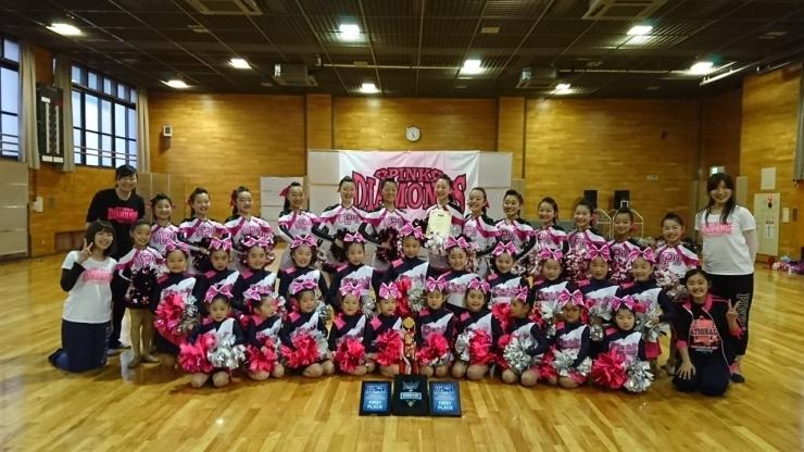 チアダンスチーム PINKDIAMONDS