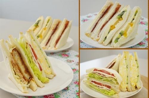 サンドイッチストーリー E&M