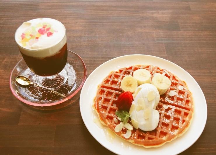 Tender Coffee Wonder Waffle(テンダーコーヒー ワンダーワッフル)