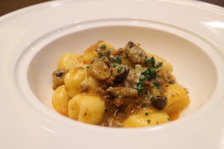 【1位】 イタリア料理 ロ・ニョッコ
