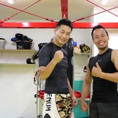 ROAD MMA GYM(ロードエムエムエージム)