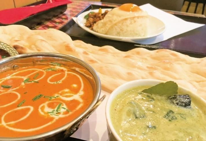 インド&タイ料理 Ruchi(ルチ)