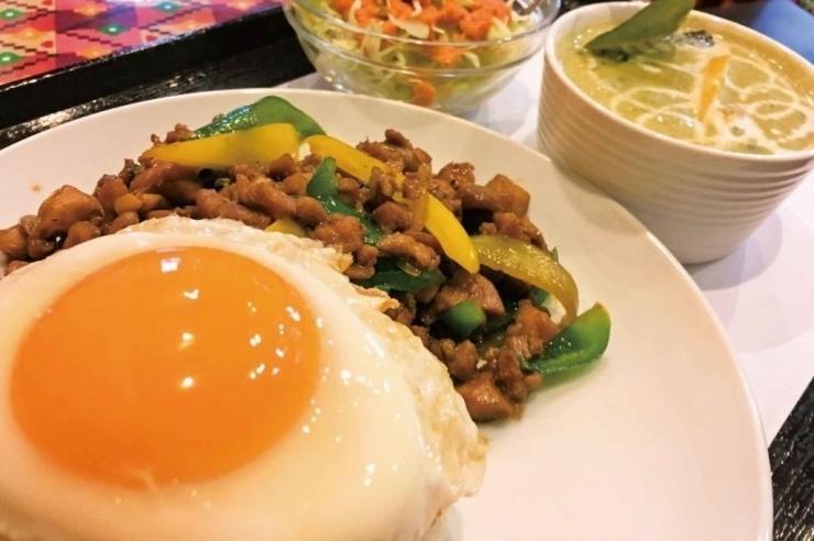 『インド&タイ料理 Ruchi(ルチ)』