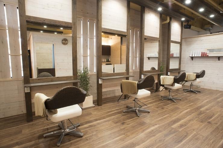 Noa hair lounge(ノア ヘアラウンジ)