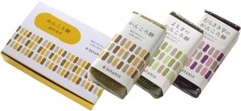 BARAMONかんころ餅3種セット 1,296円