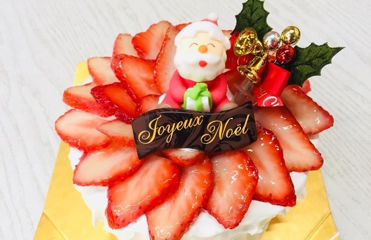 フレサビスタ/クリスマスケーキ(5号)2,500円