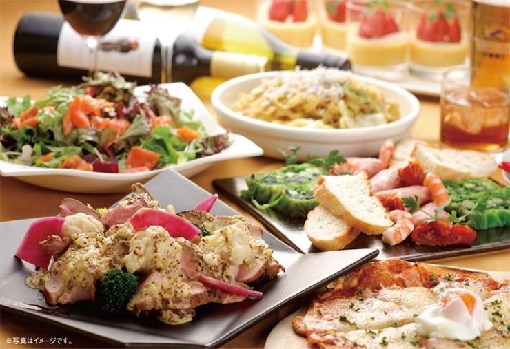 ビーライン高岡/イタリアン・フレンチ中心のレストラン ※要予約