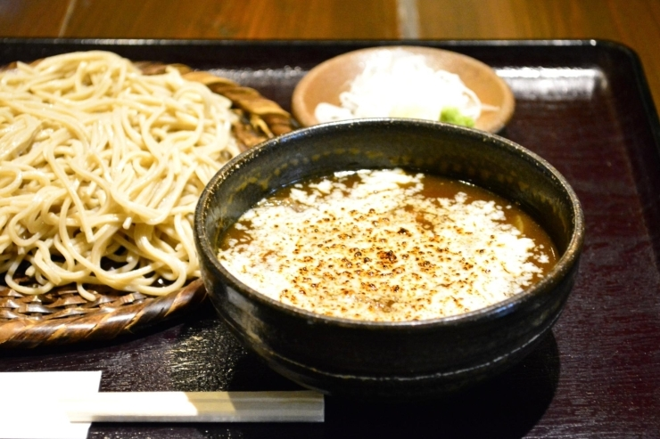 ■蕎麦ダイニング Ryu庵