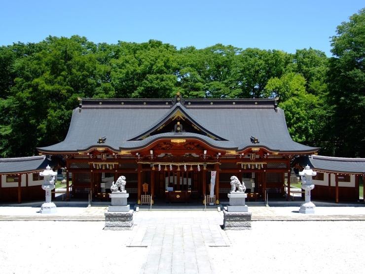 立川市 諏訪神社