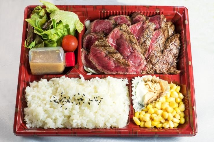 とり家さかづき【ステーキ弁当 800円~】