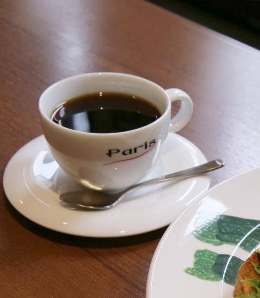 「喫茶Paris」 パリの雰囲気が漂う珈琲の美味しい喫茶店