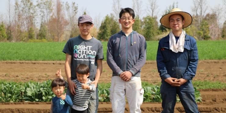 カラフル野菜の小山農園
