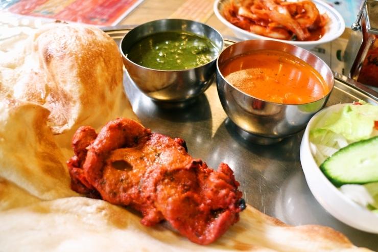 インド・ネパール料理 チャンドニー
